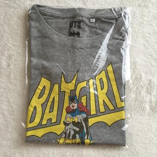 ユニクロ(UNIQLO)のBATGIRL Tシャツ(Tシャツ(半袖/袖なし))