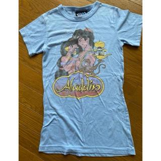 ディズニー(Disney)のTシャツ ワンピース 古着屋 原宿 キッズ 120(ワンピース)