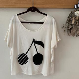 ドットアンドストライプスチャイルドウーマン(Dot&Stripes CHILDWOMAN)のDot and Stripes CHILD WOMAN  半袖カットソーTシャツ(カットソー(半袖/袖なし))