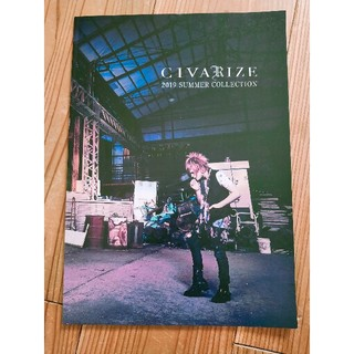 CIVA RIZE 2019 SUMMER COLLECTION(ファッション)