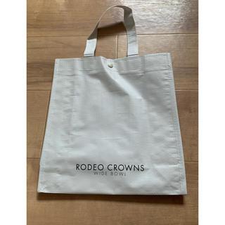 ロデオクラウンズワイドボウル(RODEO CROWNS WIDE BOWL)のロデオクラウンズ ショップ袋(ショップ袋)