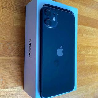 iPhone - iPhone11 64GB (箱と未使用付属品あり)