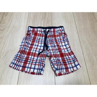 ボンポワン(Bonpoint)のイルグッフォil gufo イタリア製 マメール ズボン ショートパンツ80cm(パンツ)