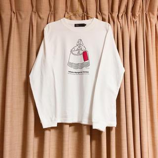 BEAMS - ハプスブルグ展 / マルガリータ・テレサ ロングスリーブ Tシャツ