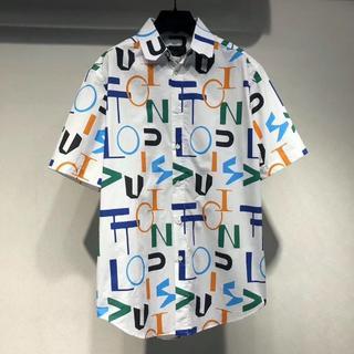 LOUIS VUITTON - ★2020NEW★【LOUIS VUITTON】LVSEエレクトリックシャツ