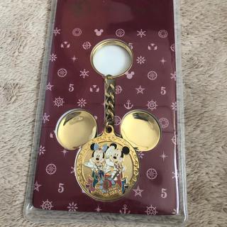 ディズニー(Disney)のディズニーシー5周年キーホルダー(キーホルダー)