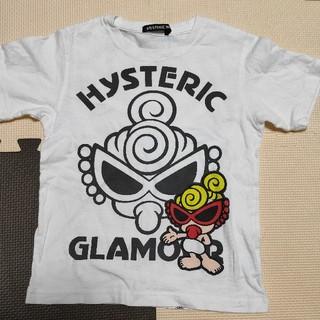ヒステリックミニ(HYSTERIC MINI)のヒステリックミニ Tシャツ 120サイズ(Tシャツ/カットソー)