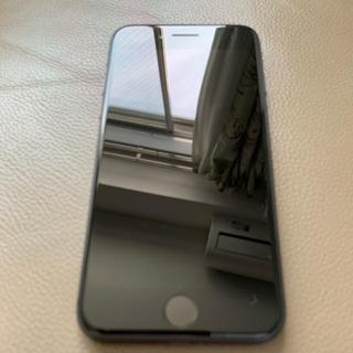 iPhone - iPhone8 スペースグレー 64G  【SIMロック解除済み】