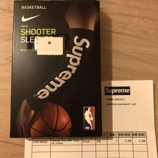 Supreme - supreme nike NBA shooting sleeve S/M