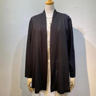 インゲボルグ(INGEBORG)のインゲボルグ カーディガンタイプの一枚仕立てのジャケットです。(カーディガン)