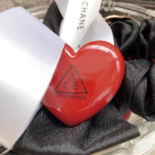 スリーシーイー(3ce)の3CE heart pot lip(口紅)