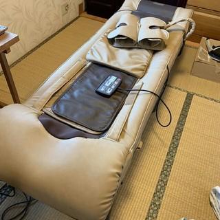 Panasonic - フランスベッド スリーミー2122 マッサージ機 フランス総合医療 折りたたみ式