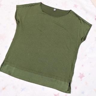 ユニクロ(UNIQLO)のユニクロ コンビネーションT(Tシャツ(半袖/袖なし))