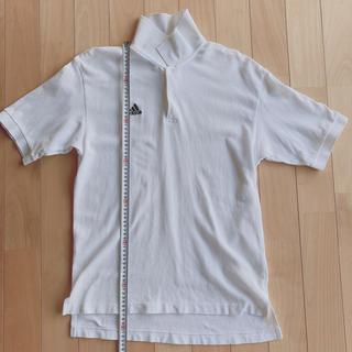 アディダス(adidas)のメンズadidasポロシャツ(ポロシャツ)