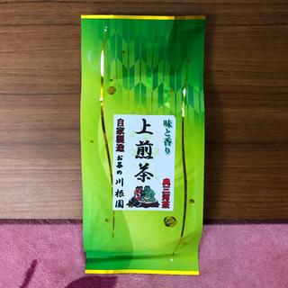 上煎茶100g 賞味期限2020.10(茶)