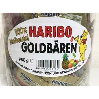 コストコ(コストコ)の大量 100袋 ★ HARIBO ゴールド ベア グミ ハリボー ミックス(菓子/デザート)