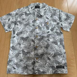CHUBBYGANG - CHUBBYGANG🍍🍌☠️柄カッターシャツ