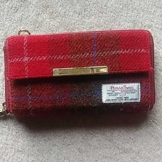 シマムラ(しまむら)のハリスツイード長財布(財布)