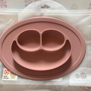 イージーピージー ミニマット シリコーン食器 ローズピンク(プレート/茶碗)