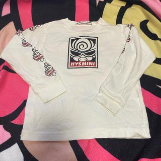 ヒステリックミニ(HYSTERIC MINI)のロンT  90cm(Tシャツ/カットソー)