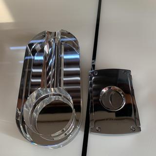 エステーデュポン(S.T. Dupont)のS.T.Dupont エス.テー.デュポン シガーカッター クリスタル灰皿 (タバコグッズ)