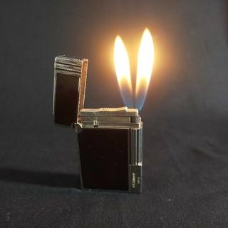 エステーデュポン(S.T. Dupont)のデュポン ライター ギャッツビー ダブルバーナー(タバコグッズ)