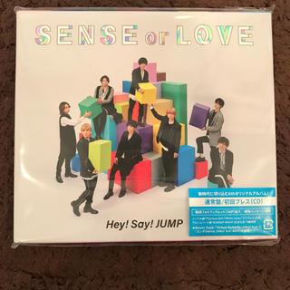 Hey! Say! JUMP - SENSE or LOVE〈通常盤/初回プレス〉