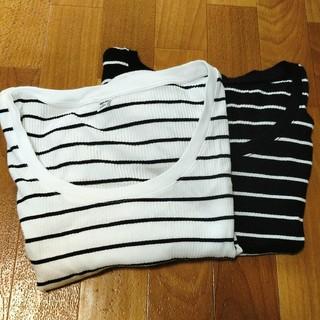 ユニクロ(UNIQLO)のユニクロ トップスセット(Tシャツ(半袖/袖なし))