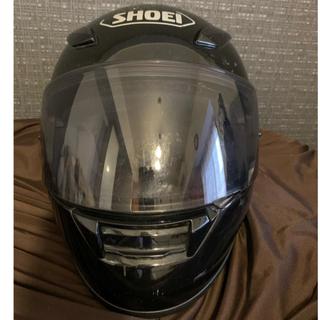 ショウエイシャ(翔泳社)のshoei フルフェイス ヘルメット XR-1100 M ブラック 専用袋付き(ヘルメット/シールド)