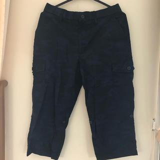 ユニクロ(UNIQLO)のユニクロ 6分丈ズボン Sサイズ(ショートパンツ)