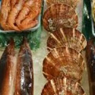 三陸産 エコノミー魚介セット (魚介)