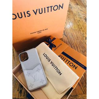 ルイヴィトン(LOUIS VUITTON)のルイヴィトン 新品 未使用 アイフォンケース レディース ユニセックス 白(iPhoneケース)