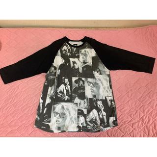 ステューシー(STUSSY)のSTUSSY ステューシー 七分丈Tシャツ(Tシャツ/カットソー(七分/長袖))