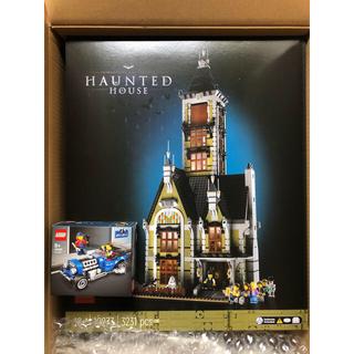 Lego - 2点セット LEGO レゴ お化け屋敷 10273 ホットロッド 40409