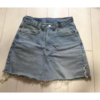 Levi's - Levi's 550スカート