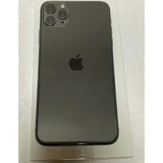 iPhone - 新品未使用 SIMフリー iPhone11 pro max 256GB グリーン