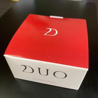 DUO クレンジングバーム(フェイスオイル/バーム)