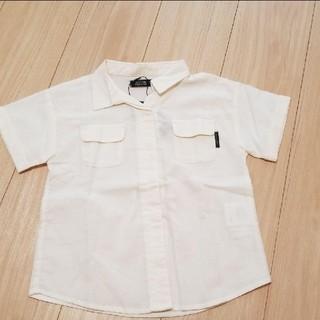 フタフタ(futafuta)のフタフタ 半袖シャツ 110(ブラウス)