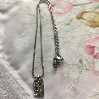 クリスチャンディオール(Christian Dior)のクリスチャンディオール  Christian Dior ネックレス(ネックレス)