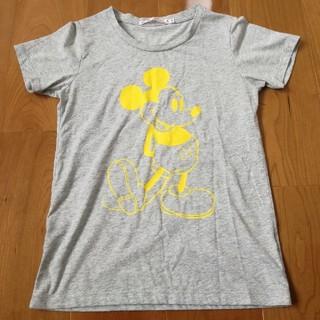 ユニクロ(UNIQLO)のUNIQLO ♡ ミッキー Tシャツ(Tシャツ(半袖/袖なし))