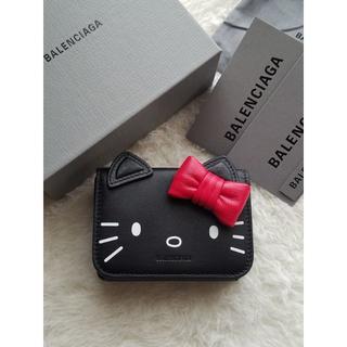 バレンシアガ(Balenciaga)のBALENCIAGA バレンシアガ Hello Kitty キティ ミニ 財布(財布)