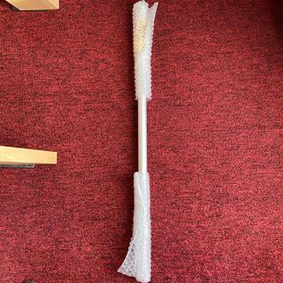 ムジルシリョウヒン(MUJI (無印良品))のアルミ伸縮式ポール(棚/ラック/タンス)