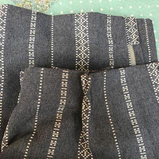 ニトリ - ネイビーカーテン 1枚