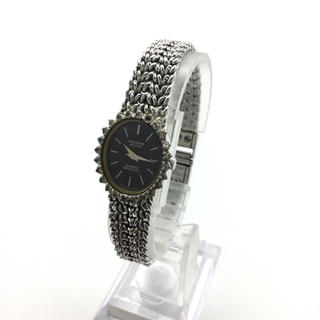 ウォルサム(Waltham)のWALTHAM SILVER 腕時計(腕時計)