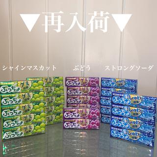 UHA味覚糖 - ぷっちょ3種類