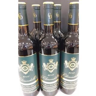 クラレンドル ルージュ2015  6本組(ワイン)