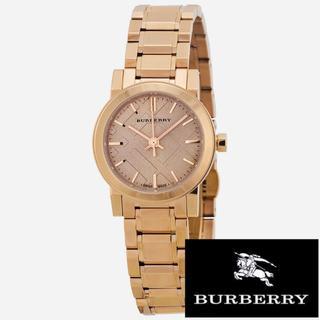 BURBERRY - 【☆特別セール☆】バーバリー/★新品/レディース/ローズゴールド/腕時計/ピンク