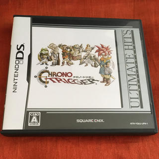 ニンテンドーDS - クロノトリガー DS ソフト クロノ・トリガー