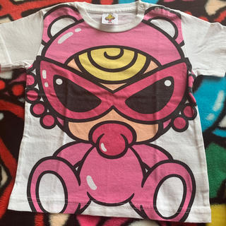 ヒステリックミニ(HYSTERIC MINI)のTシャツ 80cm(Tシャツ/カットソー)