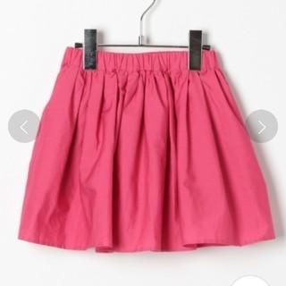 グローバルワーク(GLOBAL WORK)のグローバルワーク キッズ スカート ピンク(スカート)